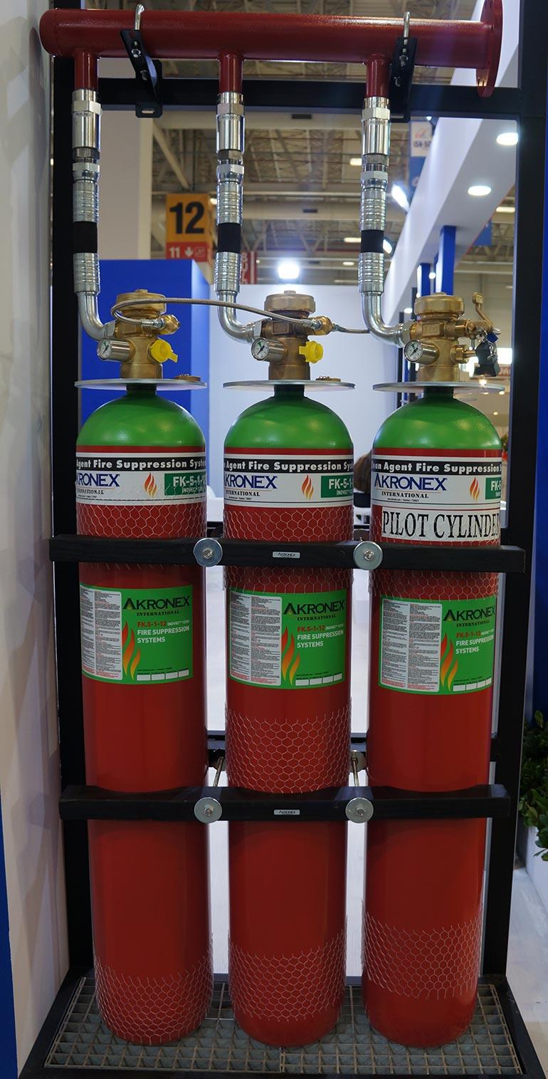 Yangın söndürücü OU-5: Amaç, uygulama özellikleri, teknik özellikler